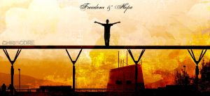 Freedom And Hope by bwarekid