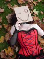 lol with no face by gothicwench