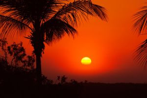 Broome sunrise 1 by wildplaces