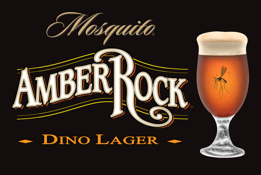 Mosquito AmberRock Dino Lager by JMKohrs
