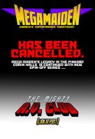 mega maiden: cancelled by andehpinkard