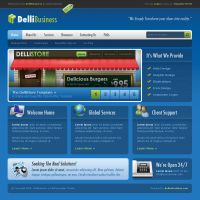 Delli Business - HOME by dellustrations