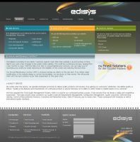 services page by cr8iv