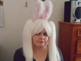White Rabbit - We're all a bit mad! by KaseySaixChanCosplay