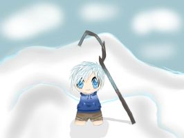 Jack Frost by SomethingWithNio