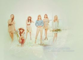 snsd elle signature banner by mikohwang