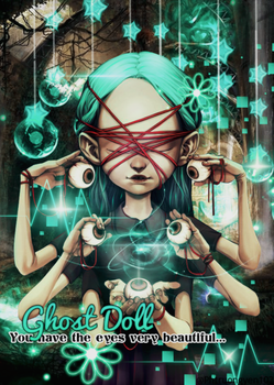 Cover Ghost Doll by Phtruongyen102