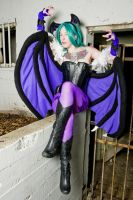 Morrigan 3 by Mistress-Zelda