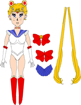 Sailor Moon (FULL) by WILLIAM-1998