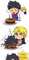 Jonathan's Birthday by Rayum