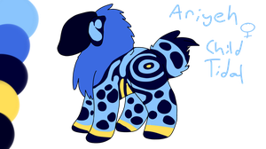 Ariyeh Revamp by IcyWaterWolf