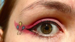 Pinkie Pie Makeup by eskimogeorge