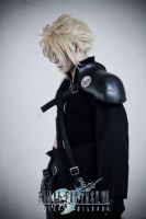 Cloud Strife by jerrystrife7