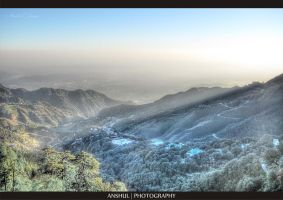 Masoorie - HDR photography by anshulsharma