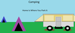 Camping by LovleyLady2104