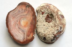 Agate Halves by lamorth-the-seeker
