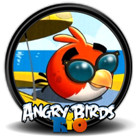 Angry Birds Rio Icon by Komic-Graphics