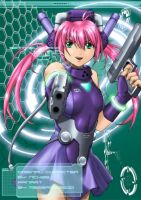 Sentinel Yumiko by Message2god
