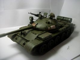 t-62a tamiya model pic 3 by shank117