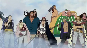 Shanks equipage by YANUTO10