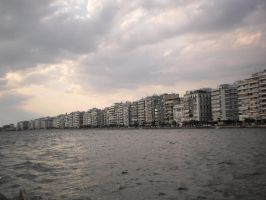 view from the sea by magenda25