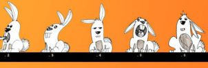 Rabbits by Sduefy