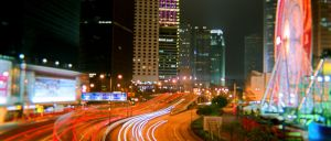 Motion At Night by davidliong