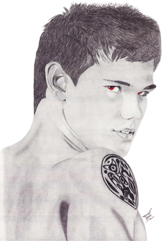 Jacob Black 150 by momosdrawing