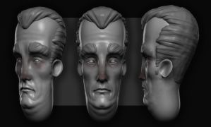 Head practice by DuncanFraser