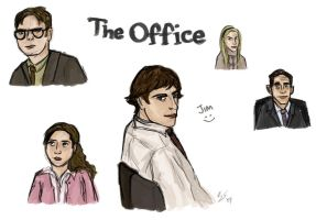 The Office drawings by fishbizkit