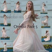 Ophilia Pack 5 by Nekoha-stock