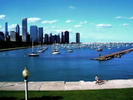 Chicago Lakefront 2 by Jamesbaack