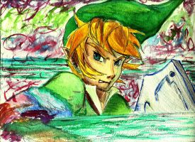 Link by ArtismyDeath