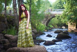 Lady of the river by MUA-Maano