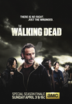 The Walking Dead Season 6 Finale by jevangood