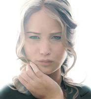 Jennifer Lawrence by xX-blacktulip-Xx