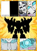 Starscream's Realm Page 1 by shatteredglasscomic