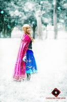 ANNA - Frozen by dieyoung22