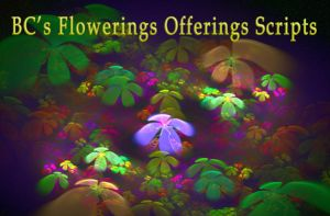 BC's Flowerings Offerings by Fractal-Resources