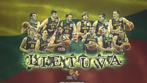 Lithuanian basketball team 2014 by ricis96