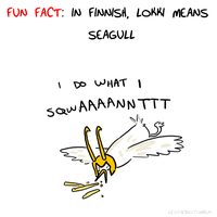 FUN FACT #1 by geothebio