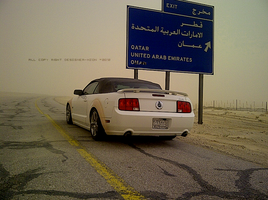 Mustang Boss 2 by HZON