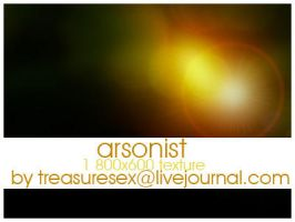 Arsonist by treasuresex