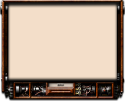 Steampunk Dialog box by yereverluvinuncleber