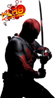 deadpool [real] render by XLR8gfx
