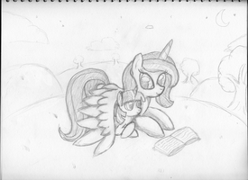 Story time by Ailynd
