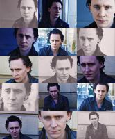 15 faces - Tom Hiddleston by criminal-who
