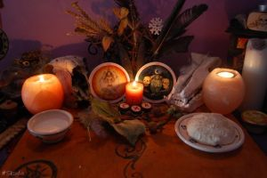 Mabon Celbration by Skayler