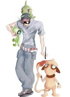 If I was a Pokemon Trainer by InkAme