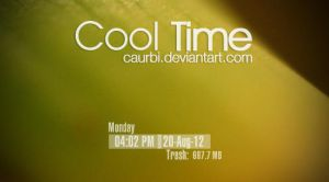 Cool Time by caurbi